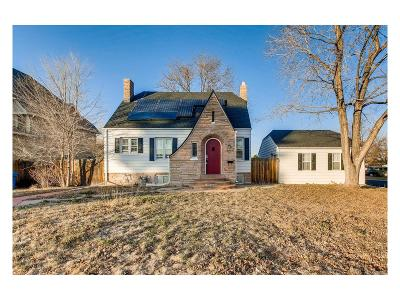 Englewood Single Family Home Under Contract: 201 West Chenango Avenue