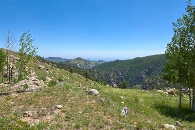 Boulder Canyon Residential Lots & Land Active: 5210 Ridge Road