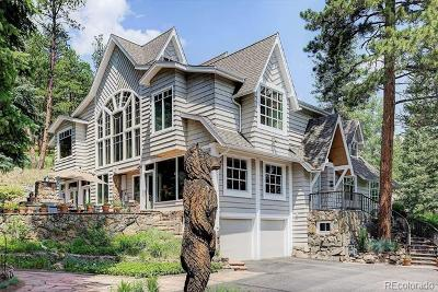 Evergreen Single Family Home Active: 31074 Upper Bear Creek Road