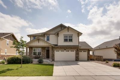 Aurora Single Family Home Active: 5960 South Little River Way