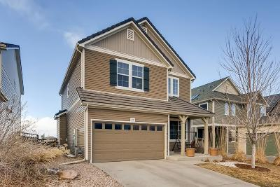 The Meadows Single Family Home Under Contract: 3627 Starry Night Loop