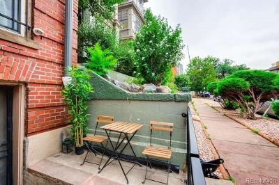 Cap Hill/Uptown, Capital Hill, Capitol Hill Condo/Townhouse Active: 1374 North Ogden Street #A