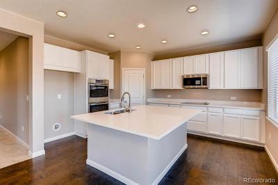 Castle Rock CO Single Family Home Active: $523,894