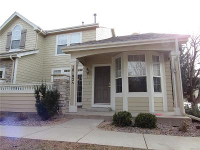Westminster Condo/Townhouse Active: 10192 Green Court #A