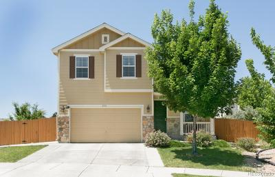 Denver Single Family Home Active: 3551 West Girard Drive