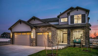 Windsor Single Family Home Active: 831 Shirttail Peak Drive