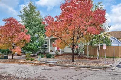 Colorado Springs Single Family Home Active: 515 East Columbia Street