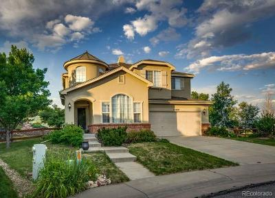 Castle Pines Single Family Home Under Contract: 12380 Serena Court