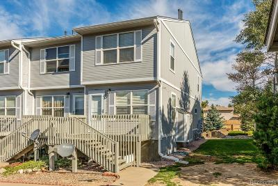 Castle Rock CO Condo/Townhouse Under Contract: $235,000