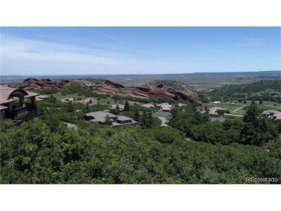 Douglas County Residential Lots & Land Active: 10612 Mossrock Run