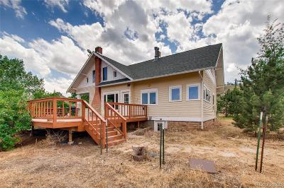 Loveland Single Family Home Active: 7844 North County Road 27