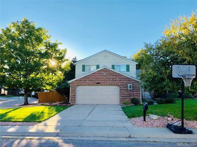 Arapahoe County Single Family Home Active: 13017 East Colorado Avenue