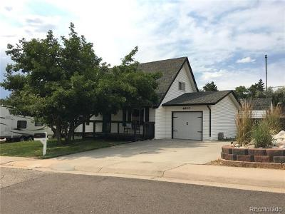 Arvada Single Family Home Active: 6807 West 79th Drive