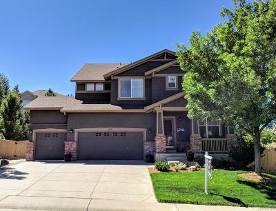 Highlands Ranch Single Family Home Under Contract: 10615 Redcone Way