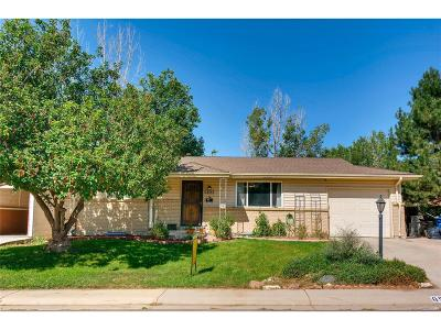 Westminster Single Family Home Active: 8553 Wiley Circle
