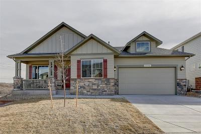 Castle Rock Single Family Home Active: 1548 McMurdo Trail