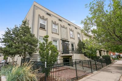Cap Hill/Uptown, Capital Hill, Capitol Hill Condo/Townhouse Active: 1650 Pearl Street #7