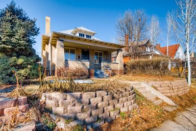 Denver County Single Family Home Active: 2971 Grove Street