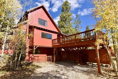 Leadville Single Family Home Active: 231 Deer Road