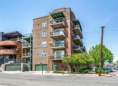Condo/Townhouse Under Contract: 3201 Shoshone Street #208