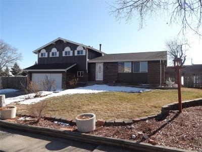 Arvada Single Family Home Under Contract: 7201 Otis Court