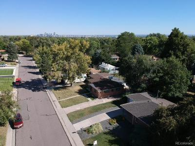 Wheat Ridge Single Family Home Under Contract: 7330 West 28th Avenue