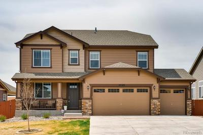 Peyton Single Family Home Active: 10588 Mount Evans Drive