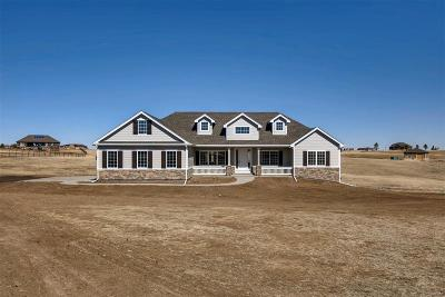 Parker CO Single Family Home Under Contract: $790,000