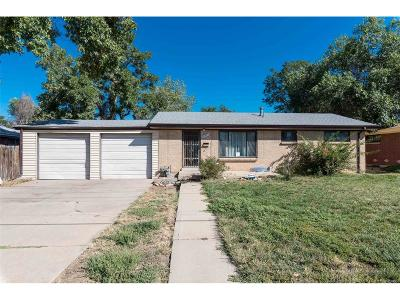 Aurora, Denver Single Family Home Active: 14097 East 23rd Avenue