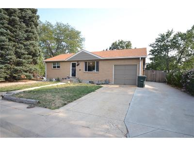 Northglenn Single Family Home Active: 900 Phillips Drive
