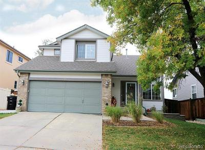 Littleton Single Family Home Active: 5269 South Ingalls Street