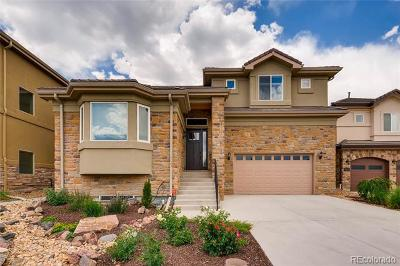 Aurora Single Family Home Active: 22563 East Peakview Place