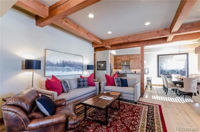Steamboat Springs Condo/Townhouse Active: 1315 Turning Leaf Court #C & D