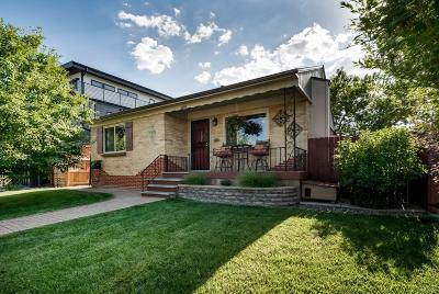 Denver Single Family Home Under Contract: 4151 Shoshone Street