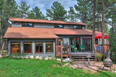 Conifer Single Family Home Active: 10131 Apache Spring Drive