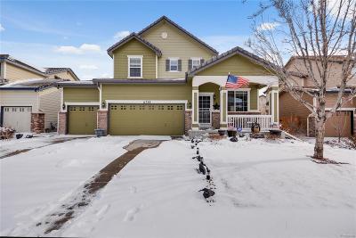 Commerce City Single Family Home Active: 11738 Idalia Street