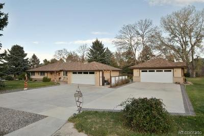 Lakewood Single Family Home Active: 11040 West Bear Creek Drive