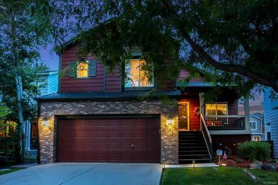 Highlands Ranch Single Family Home Active: 5280 Wangaratta Way