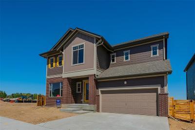 Denver Single Family Home Active: 6614 Mariposa Street