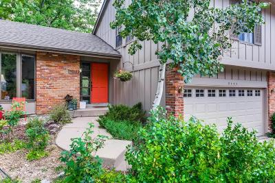 Centennial Single Family Home Under Contract: 8444 East Jamison Circle
