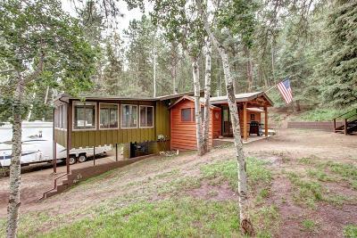 Evergreen Single Family Home Active: 29582 Columbine Way