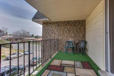 Denver CO Condo/Townhouse Active: $183,000