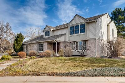 Centennial Single Family Home Under Contract: 8074 South Oneida Court