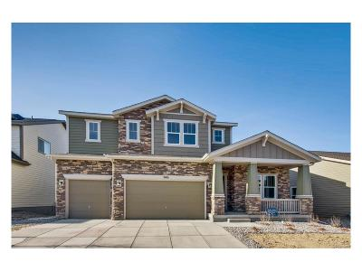 Erie Single Family Home Active: 946 Sundance Lane