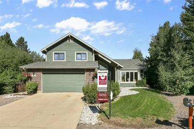 Broomfield Single Family Home Under Contract: 15 East 13th Place