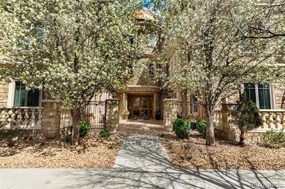 Cherry Creek Condo/Townhouse Active: 150 South Madison Street #205