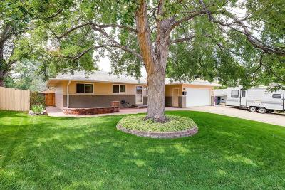 Englewood Single Family Home Active: 4655 South Inca Street