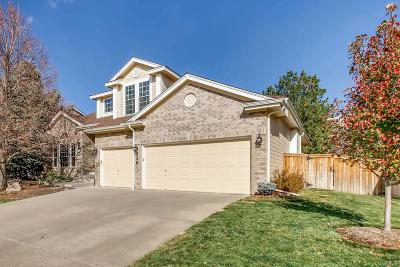 Highlands Ranch Single Family Home Under Contract: 258 Sylvestor Place