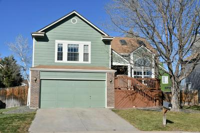 Broomfield Single Family Home Active: 3161 South Princess Circle