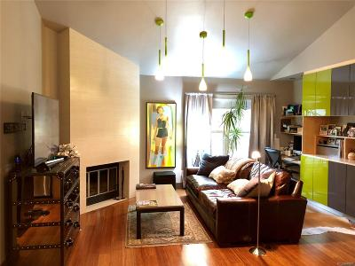 Denver Condo/Townhouse Active: 221 South Garfield Street #116